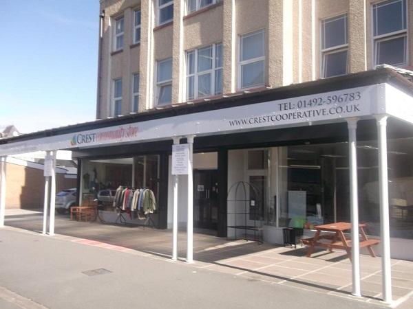 Llandudno Crest Community Store