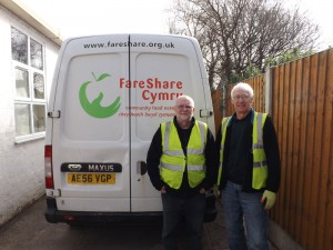 Dave & Adrian from fareShare