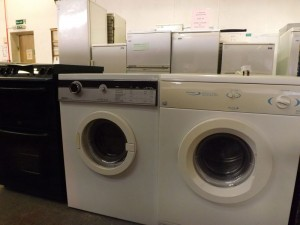 Washing Machines in Colwyn Bay Shop