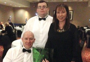 Crest Co-operative at the FRN Awards