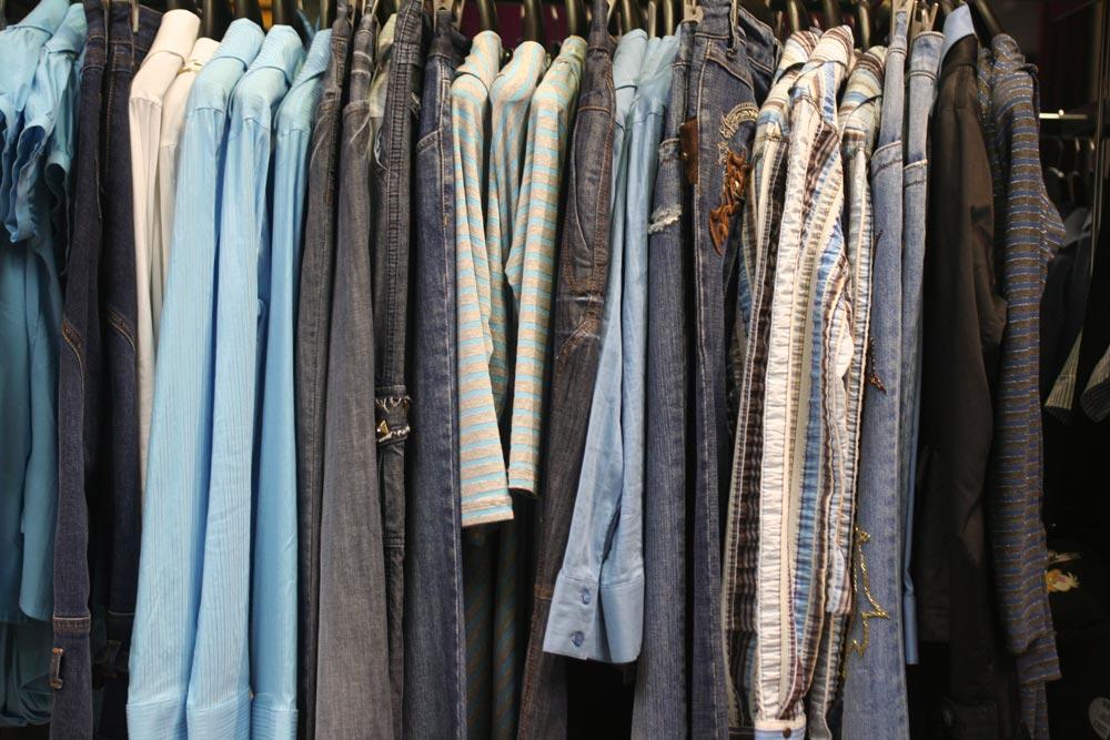 Clothing Rail