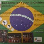 Capoeira Leaflet