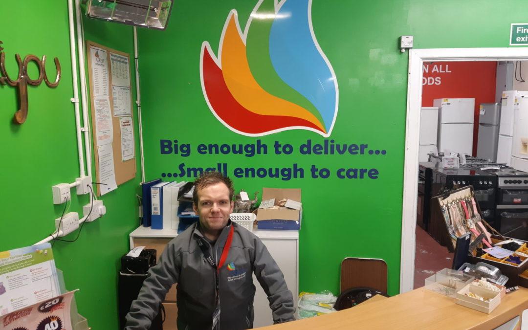Meet the Staff #2: Steve Pugh
